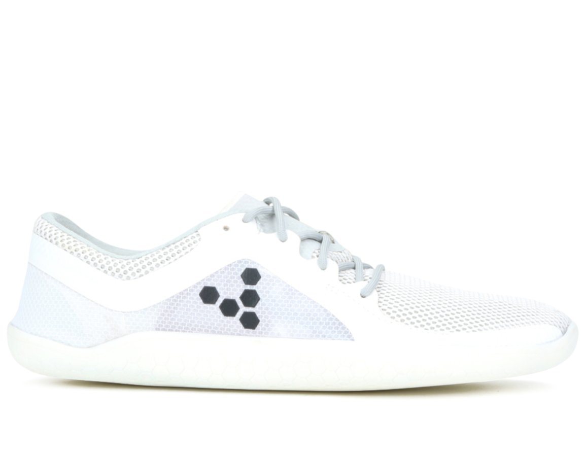 Vivobarefoot  PRIMUS LITE M White/Flame Orange ()