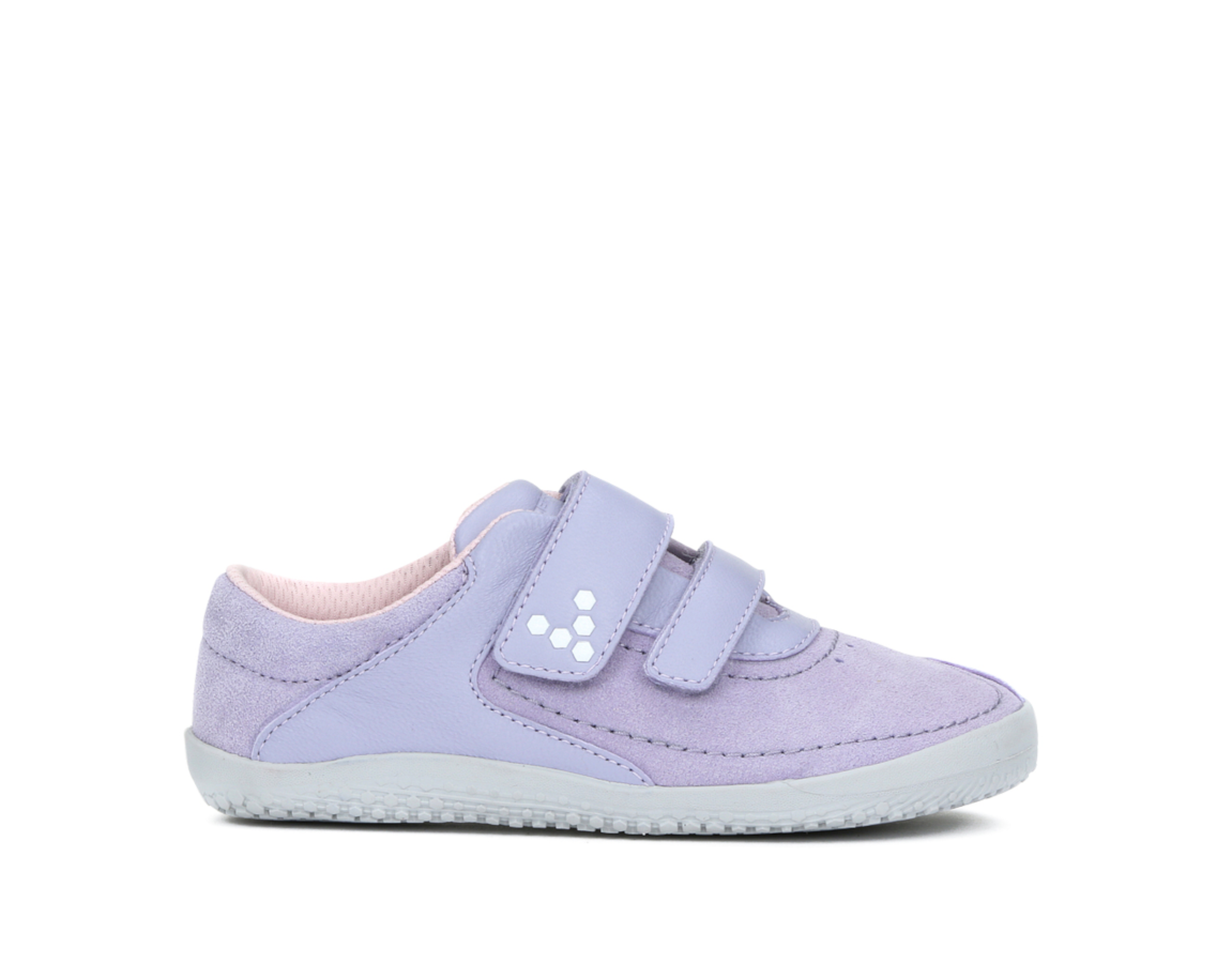 Vivobarefoot  RENO K Leather Violet ()