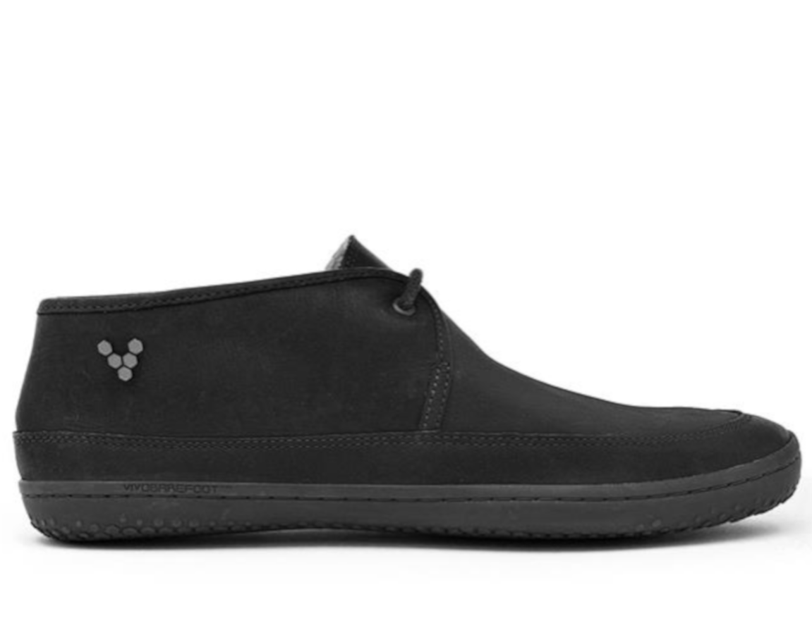 Vivobarefoot GIA L Leather Black ()