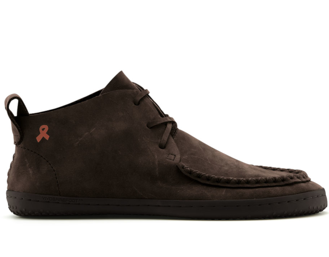 Vivobarefoot KEMBO SOFA M Dk Brown ()