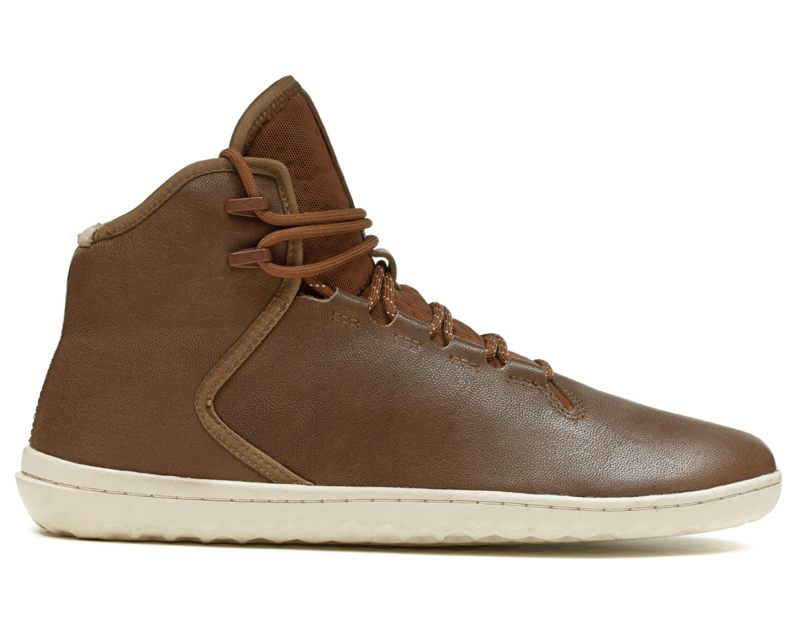 Vivobarefoot BOROUGH M Leather Brown