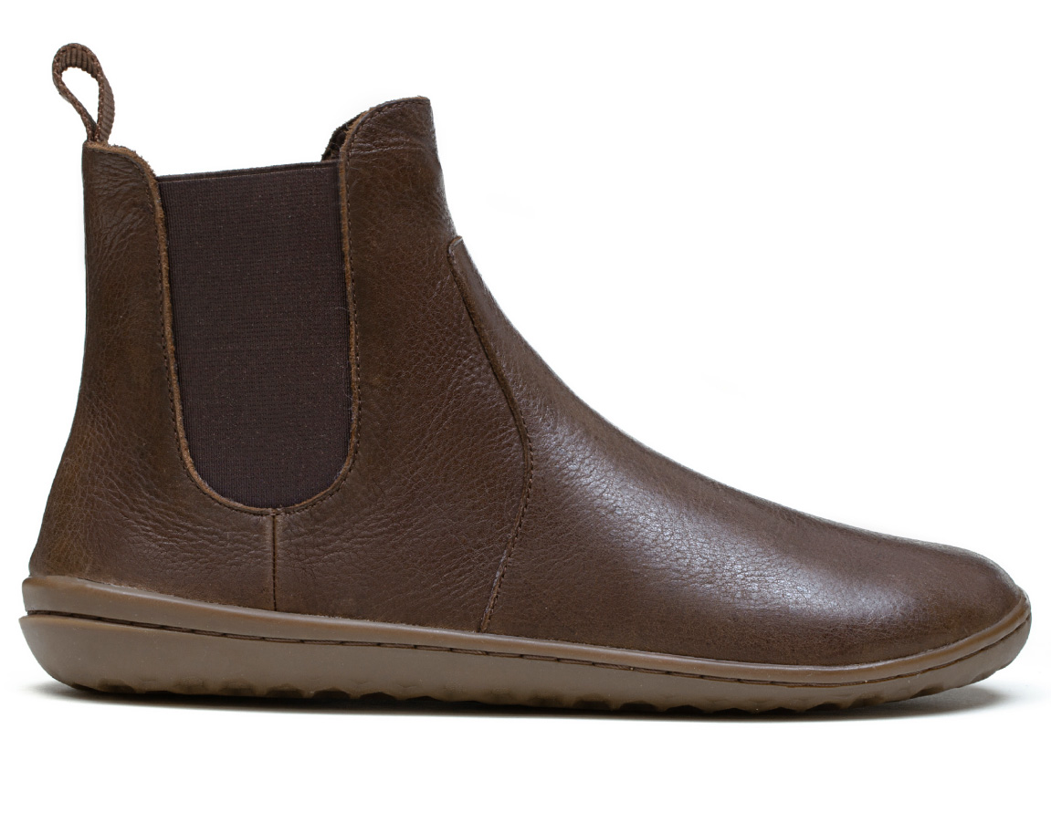 Vivobarefoot FULHAM L Leather Brown ()