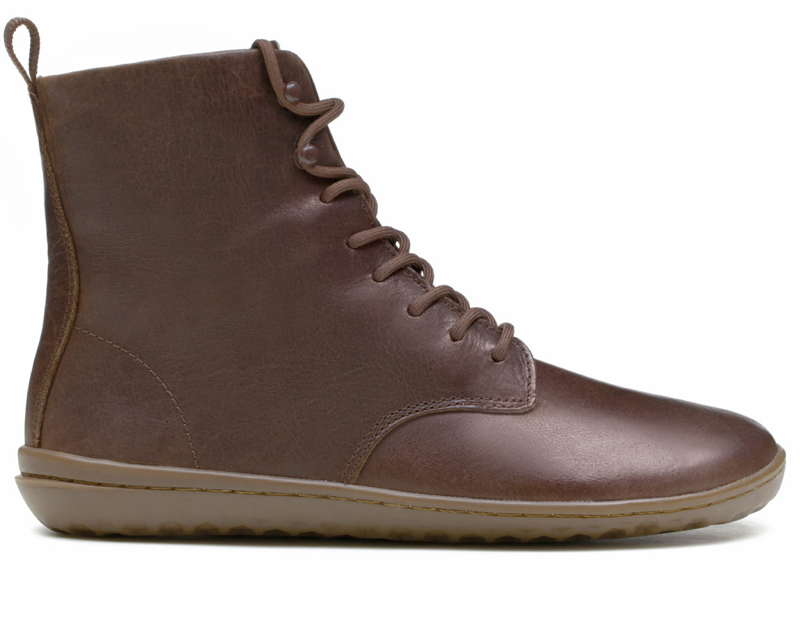 Vivobarefoot GOBI HI 2.0 L Leather Brown ()