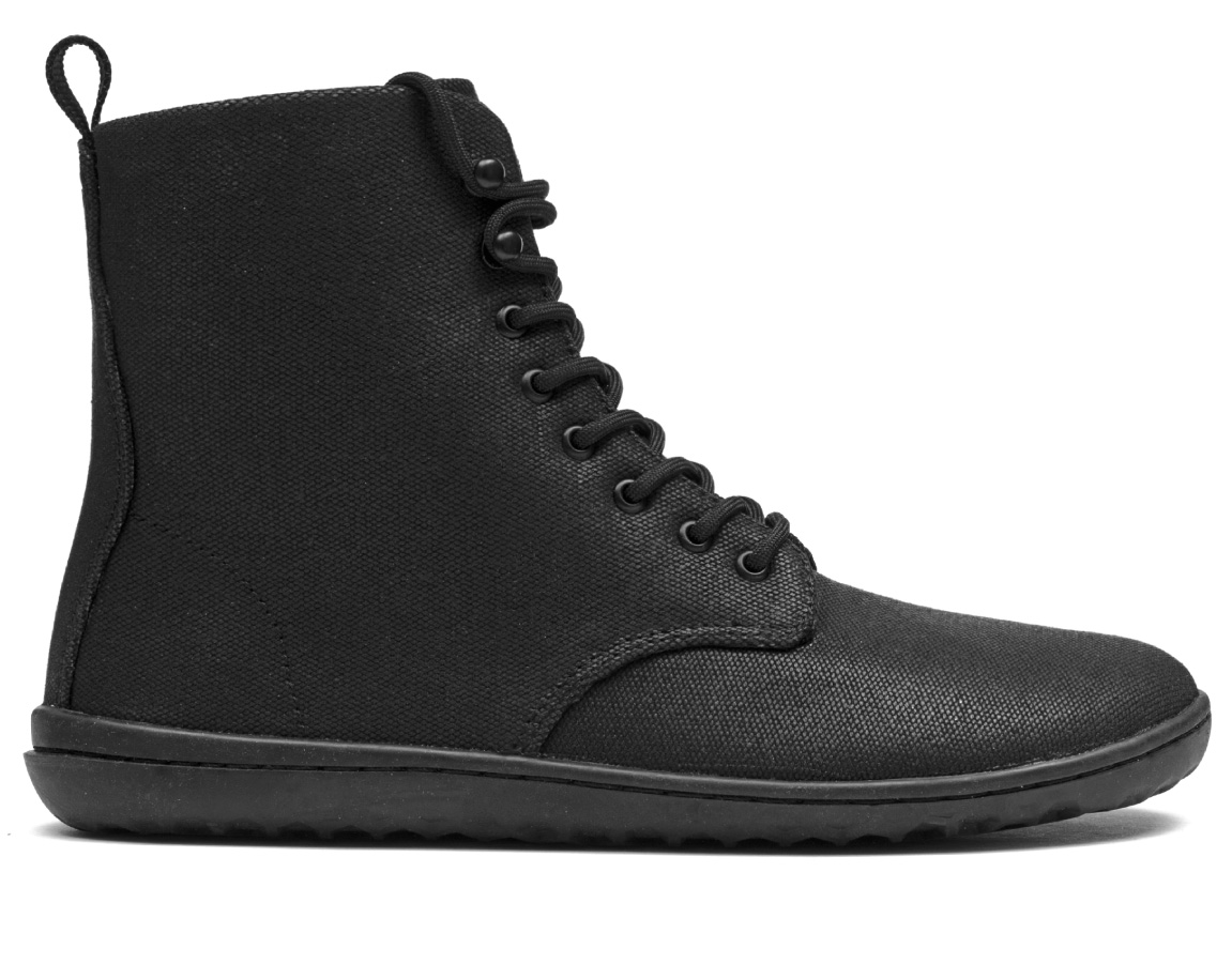 Vivobarefoot GOBI HI 2.0 L Eco Canvas Black