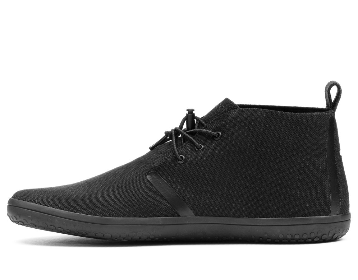 Vivobarefoot GOBI II CANVAS L Black ()