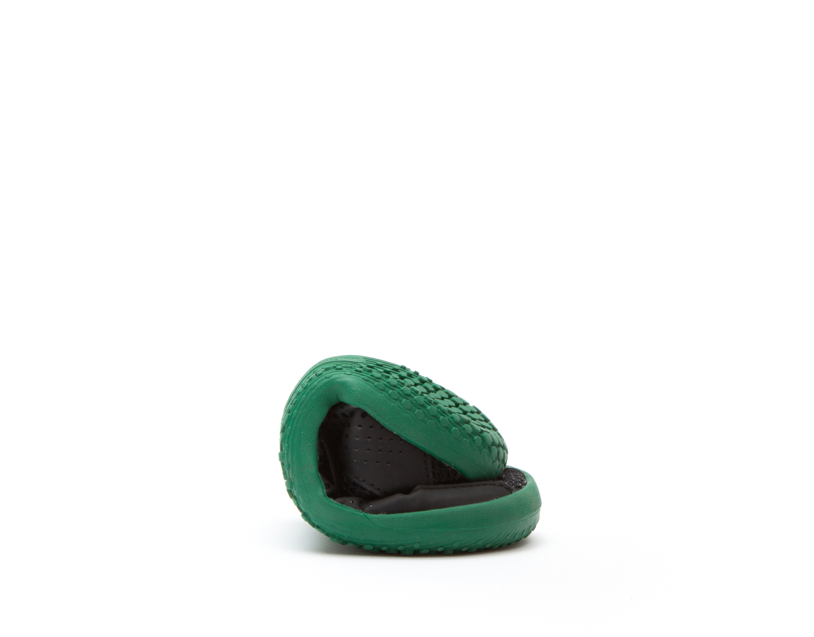 Vivobarefoot PRIMUS KIDS K Black/Green ()