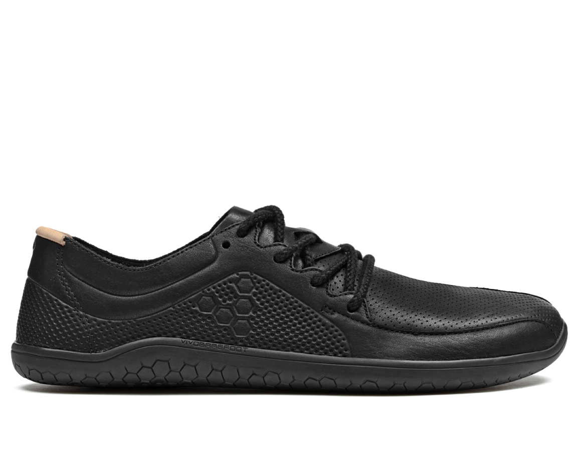 Vivobarefoot PRIMUS LUX LINED M Leather Black