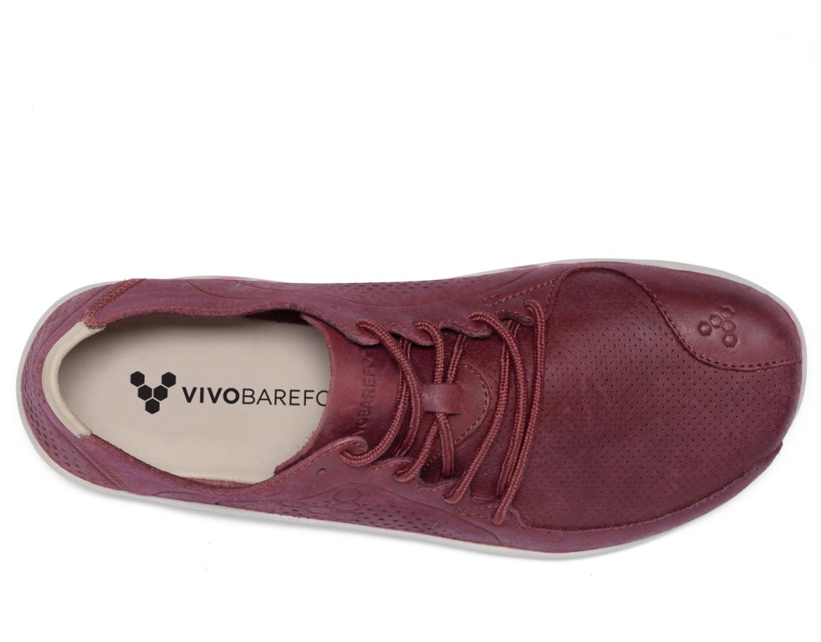 Vivobarefoot PRIMUS LUX L Leather Cordovan ()