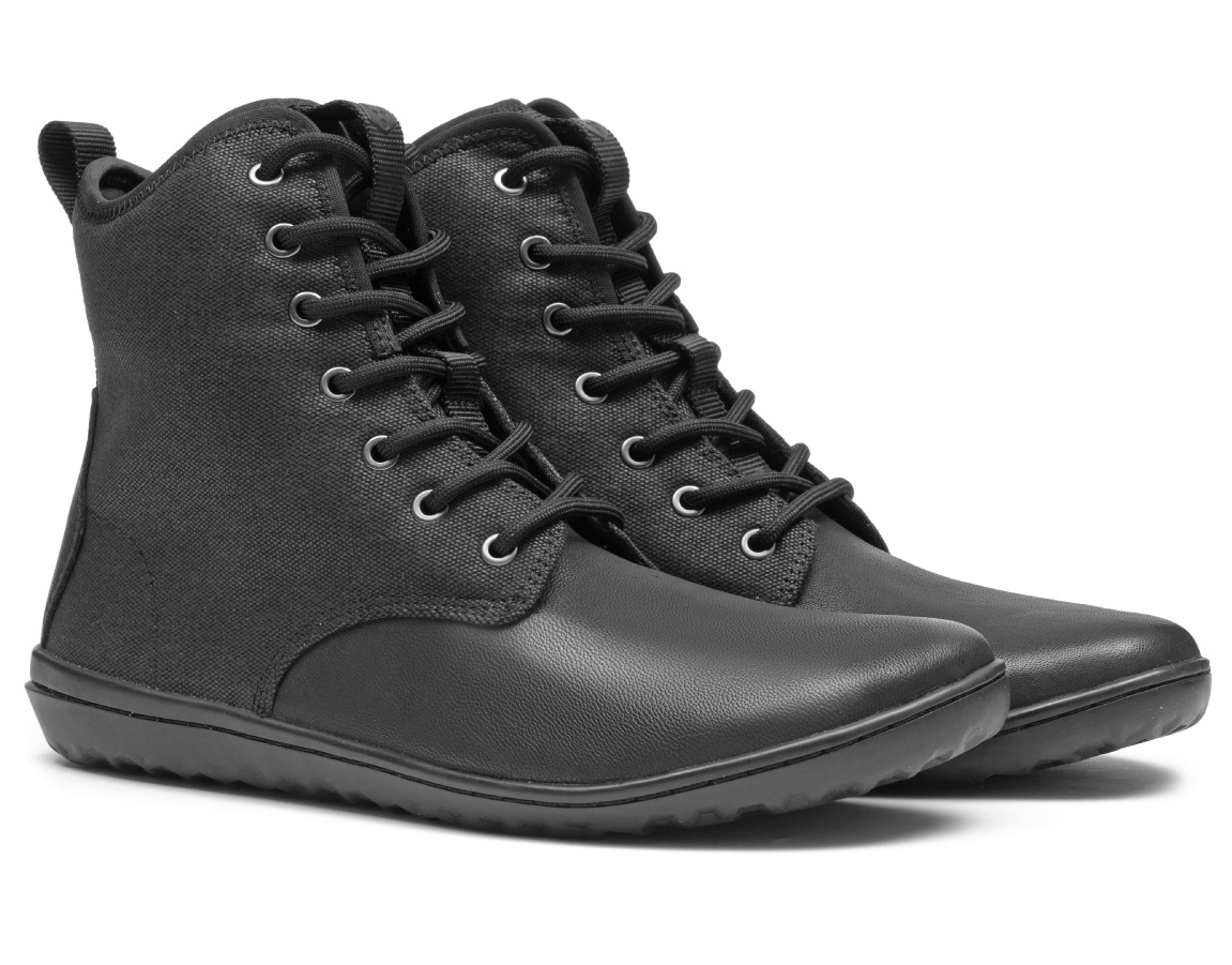Vivobarefoot SCOTT 2.0 M Leather Black ()