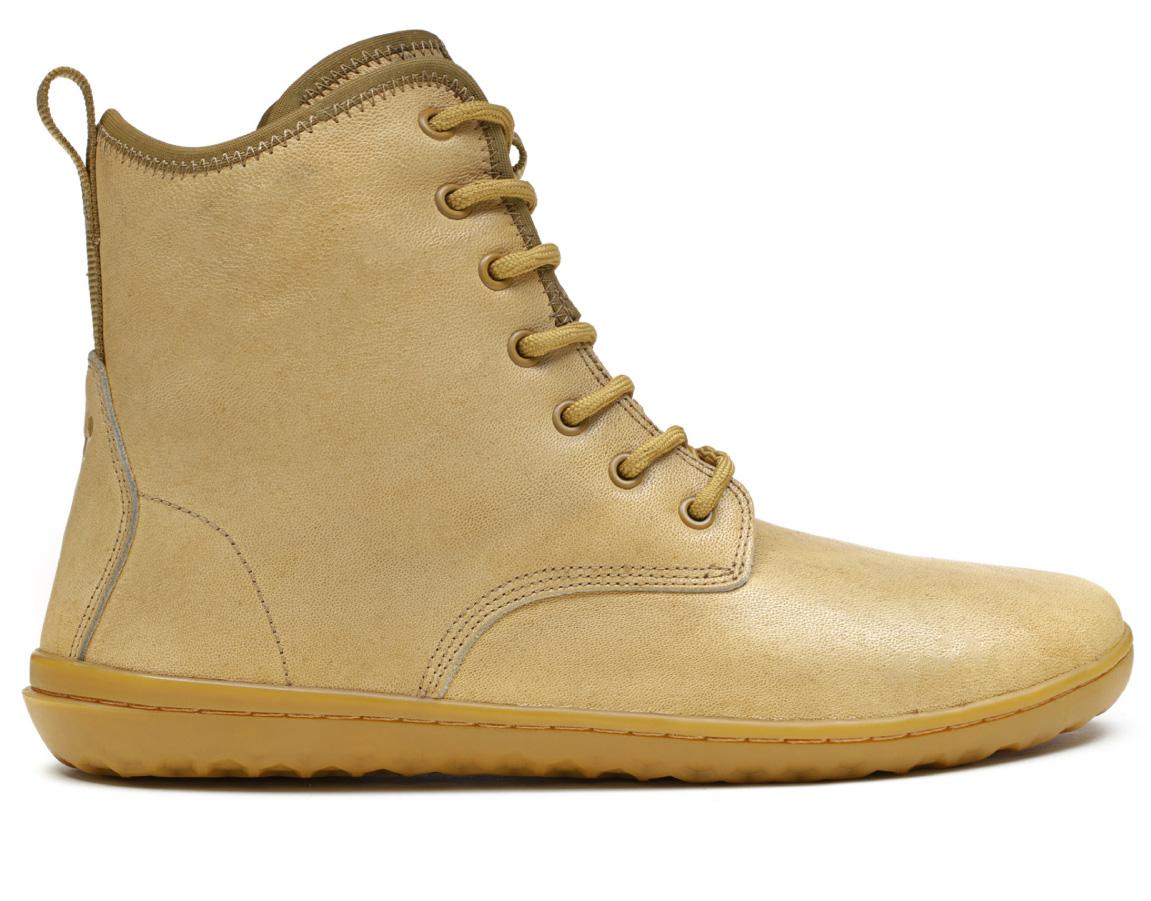 Vivobarefoot SCOTT 2.0 DESERT M Leather Tan