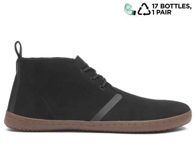 Vivobarefoot  GOBI II L Eco Suede Black