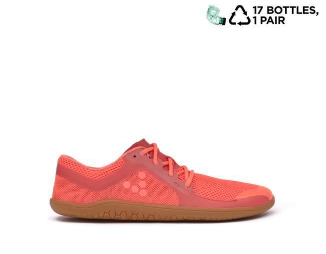 Vivobarefoot  PRIMUS LITE J Neon Red