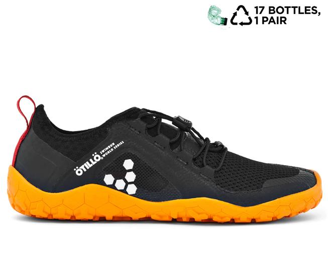 Vivobarefoot PRIMUS SWIMRUN FG M Mesh Black/Orange