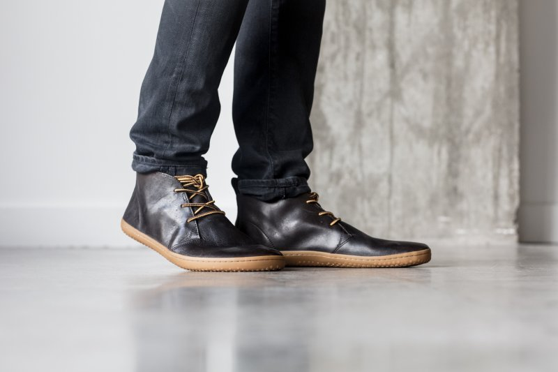 4e226248f Pánská vycházková obuv - Vivobarefoot - elegance a pohodlí
