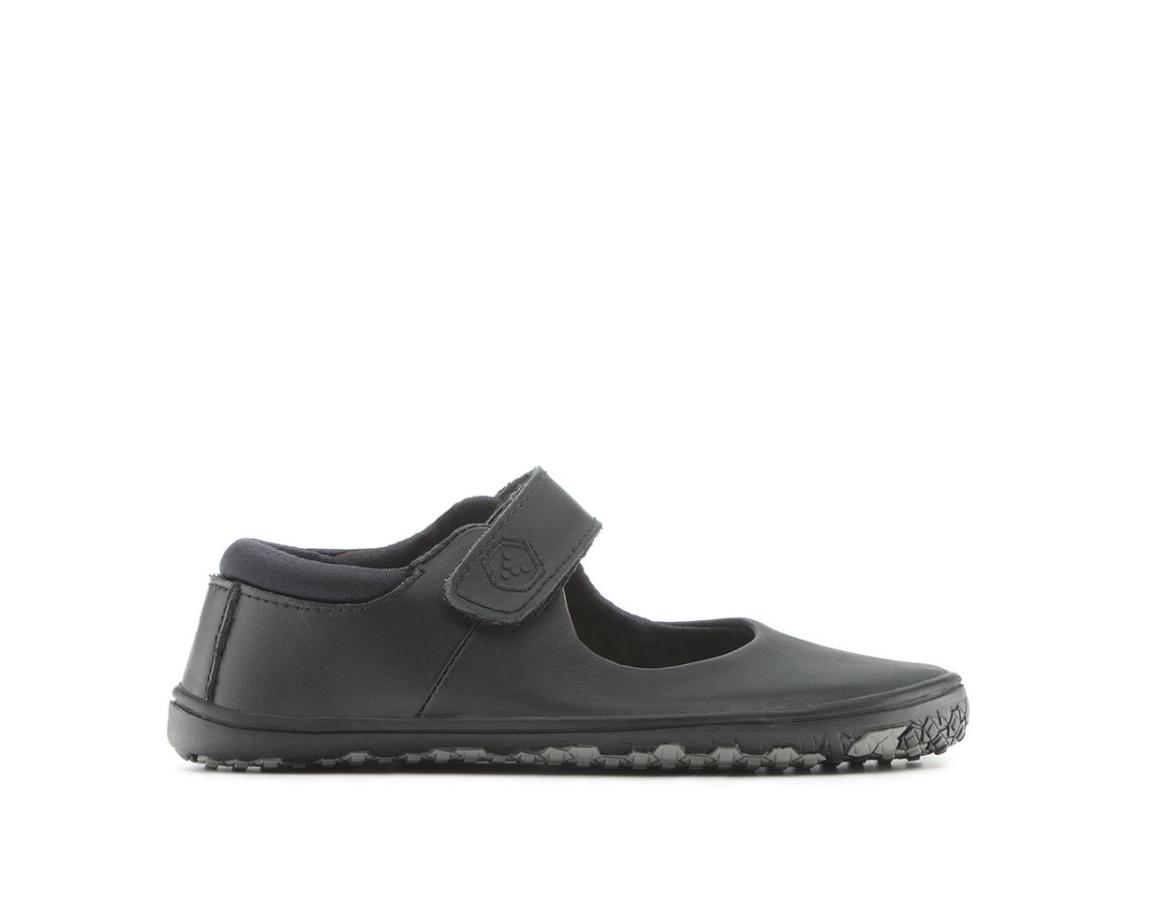 Vivobarefoot PALLY K Leather Black