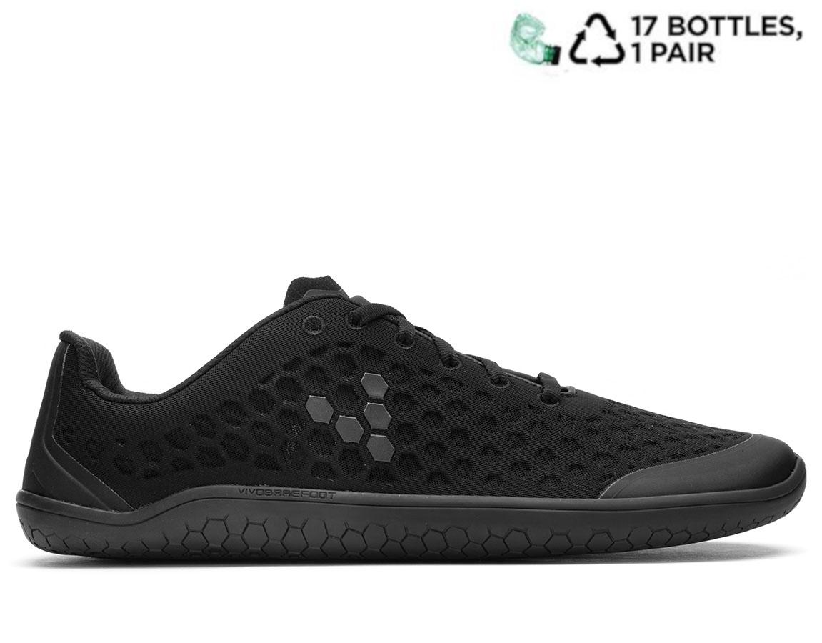 Vivobarefoot STEALTH II M Textile Black