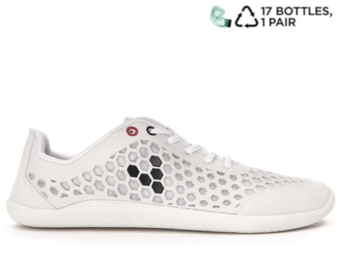 Vivobarefoot STEALTH 2 L BR White ()
