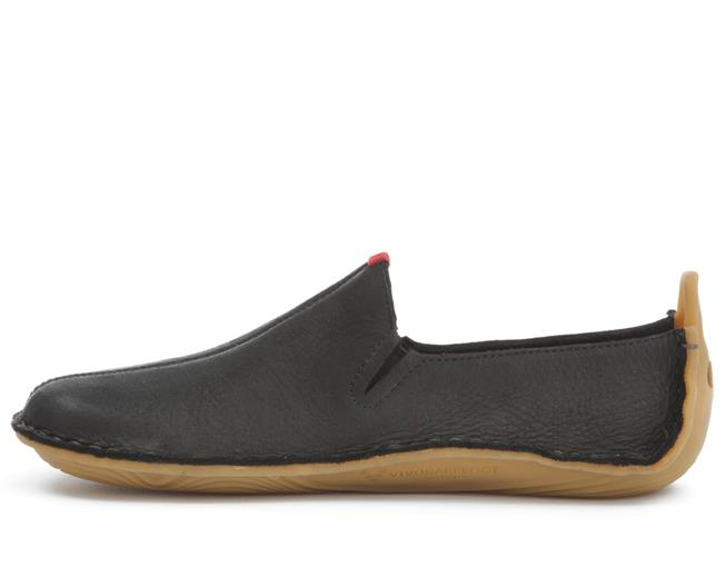 Vivobarefoot ABABA M Leather Black ()