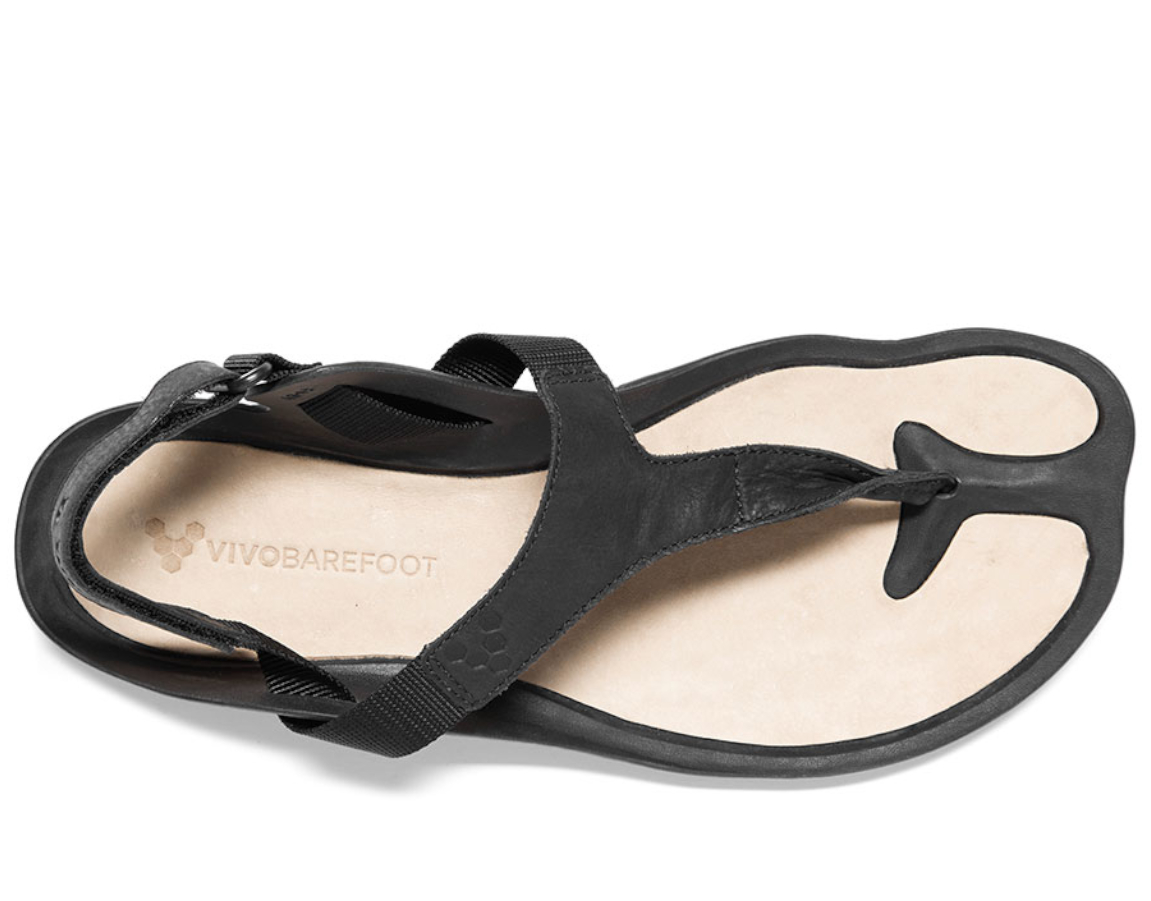 VIVOBAREFOOT TOTAL ECLIPSE LUX M Black Leather ()