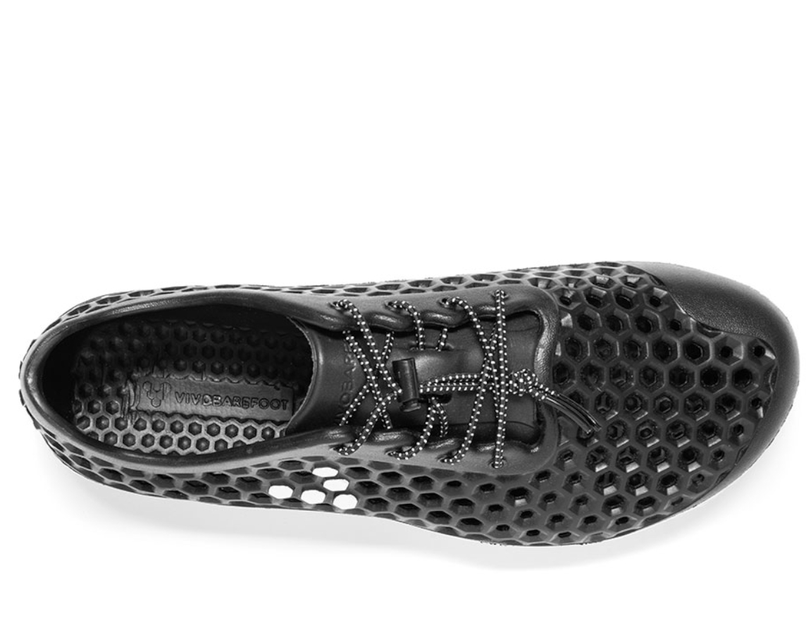 VIVOBAREFOOT ULTRA 3 L Black White Bloom ()