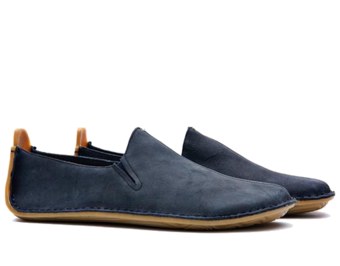 VIVOBAREFOOT ABABA L Navy Leather ()