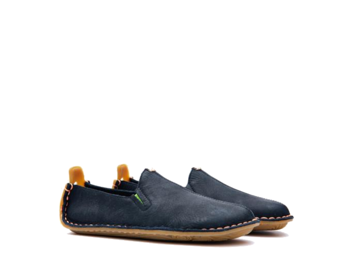 Vivobarefoot ABABA K Navy Leather ()