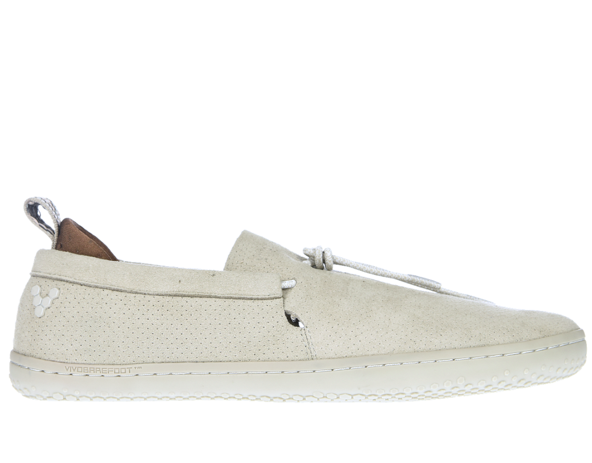 Vivobarefoot ELINA L Eco Suede Cement ()