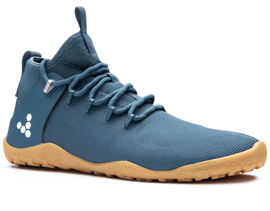 Vivobarefoot MAGNA TRAIL M Indian Teal Blue Textile ()