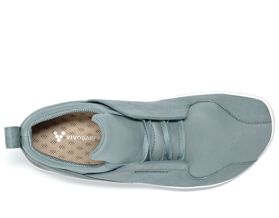 Vivobarefoot KANNA GHILLIE L Light Blue Leather ()