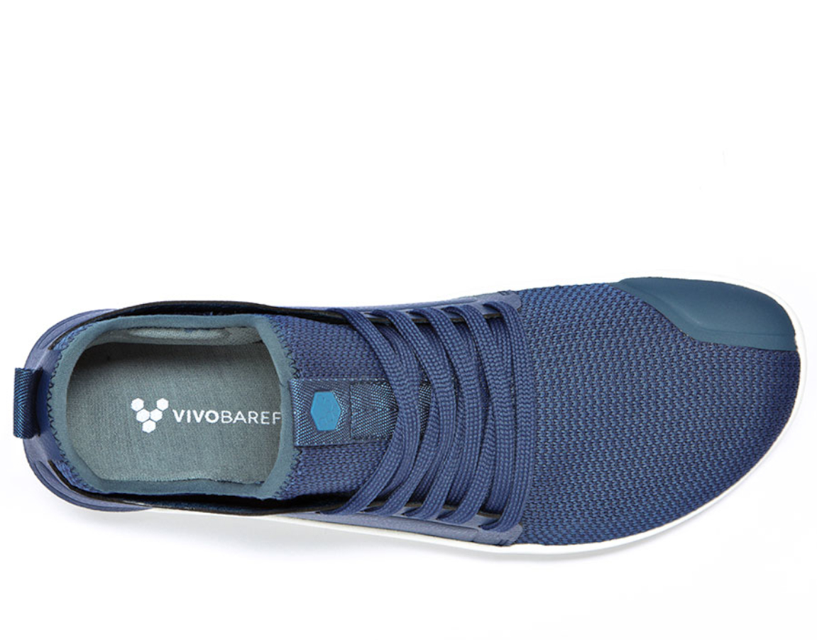 Vivobarefoot KANNA II L Indian Teal Blue Textile ()