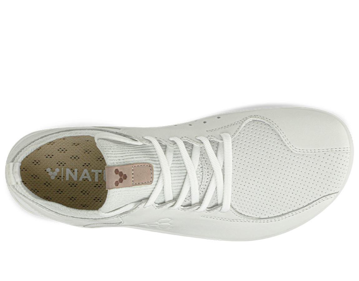 Vivobarefoot PRIMUS KNIT LUX M WHITE ()