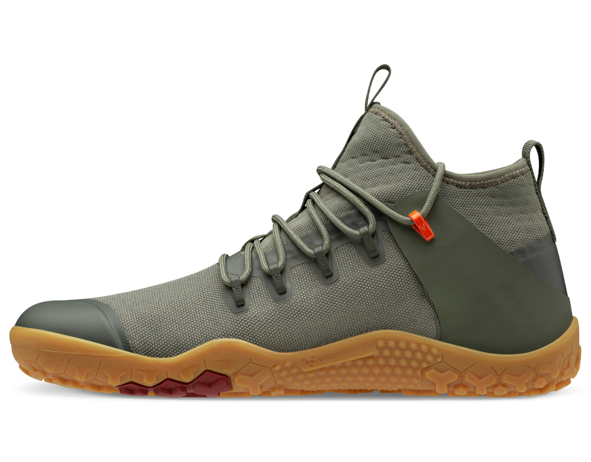 Vivobarefoot MAGNA TRAIL FG M DUSTY OLIVE GREEN ()
