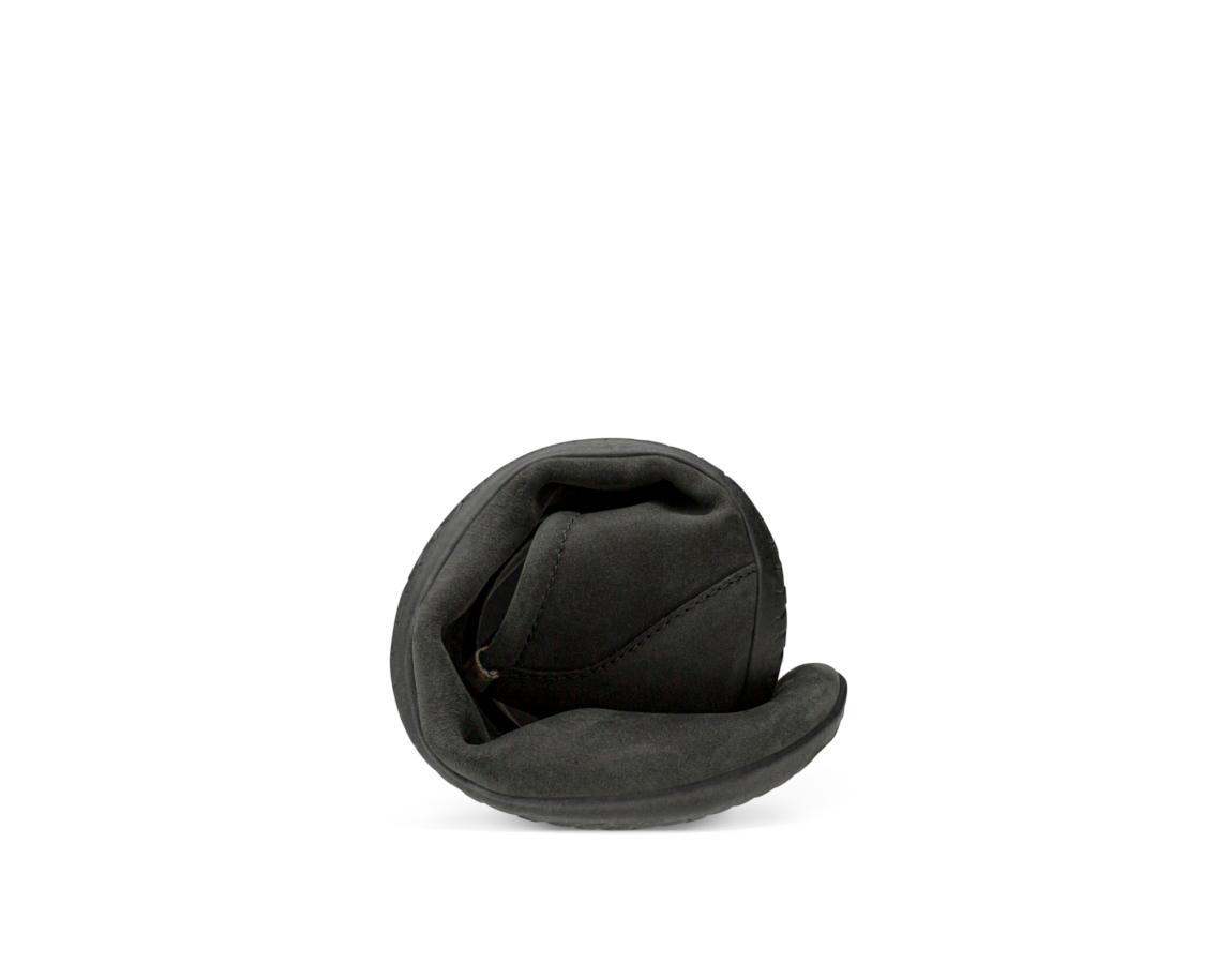 Vivobarefoot JING JING LACE L Black Leather ()