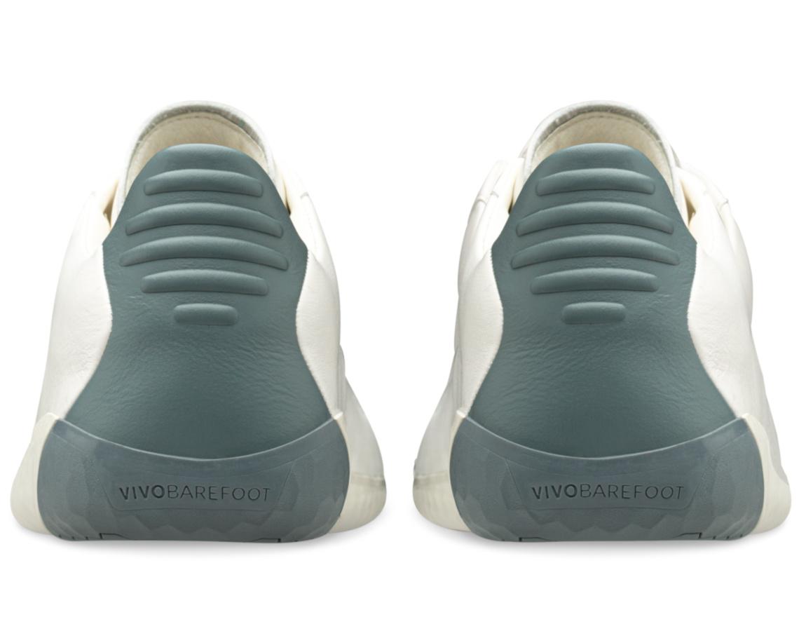 Vivobarefoot GEO COURT M WHITE BLUE RED ()