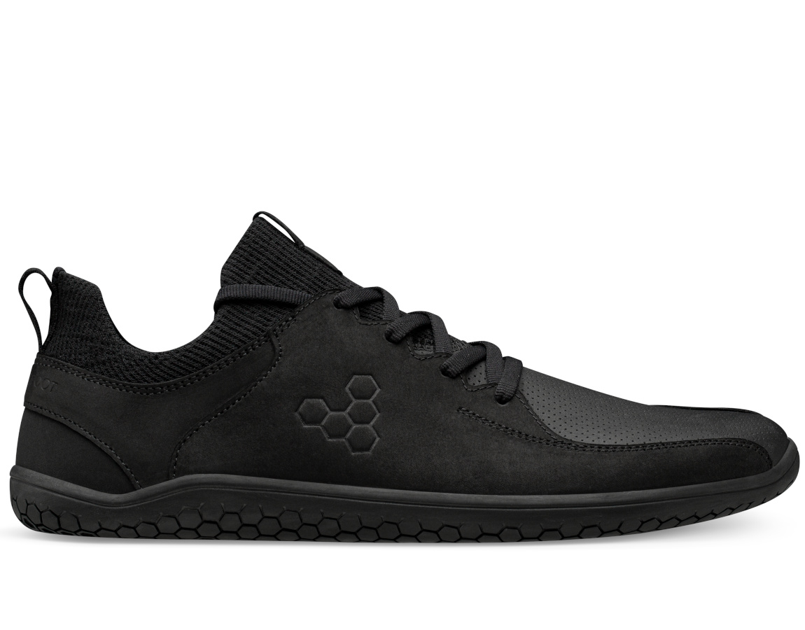 Vivobarefoot PRIMUS KNIT LUX M OBSIDIAN ()
