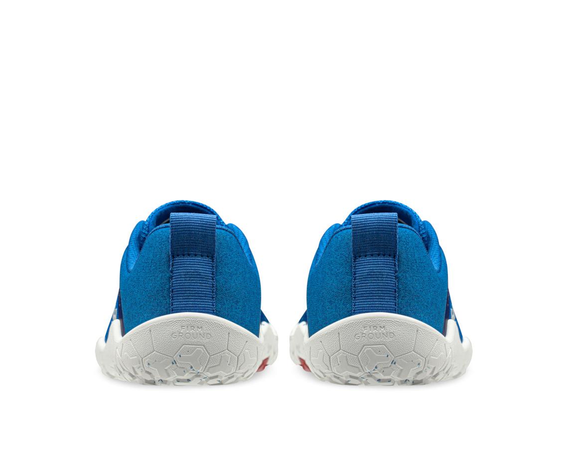 Vivobarefoot PRIMUS TRAIL J VIVID BLUE ()