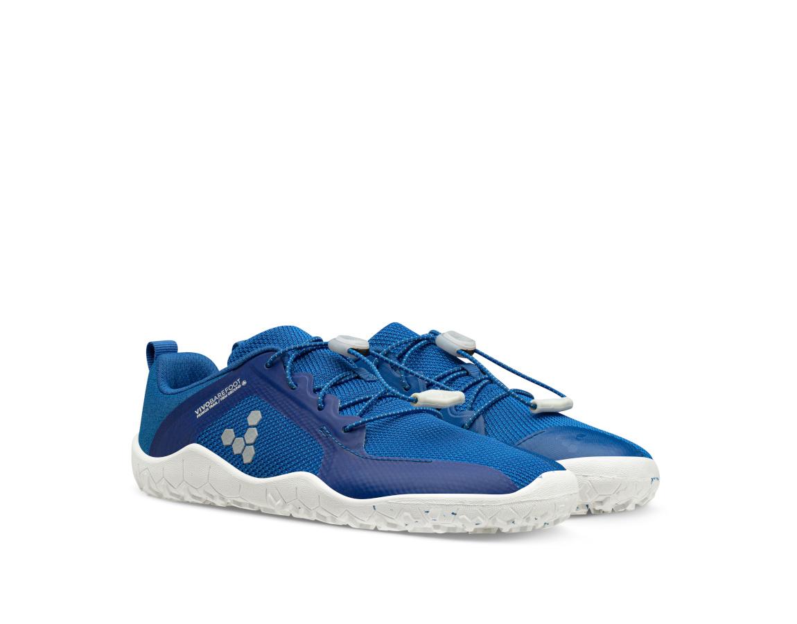 Vivobarefoot PRIMUS TRAIL K VIVID BLUE ()