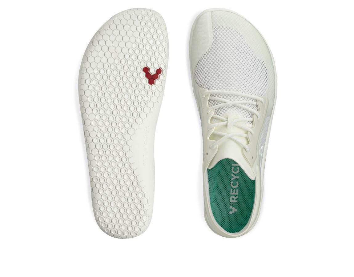 Vivobarefoot PRIMUS LITE II R WOMENS BR WHITE ()