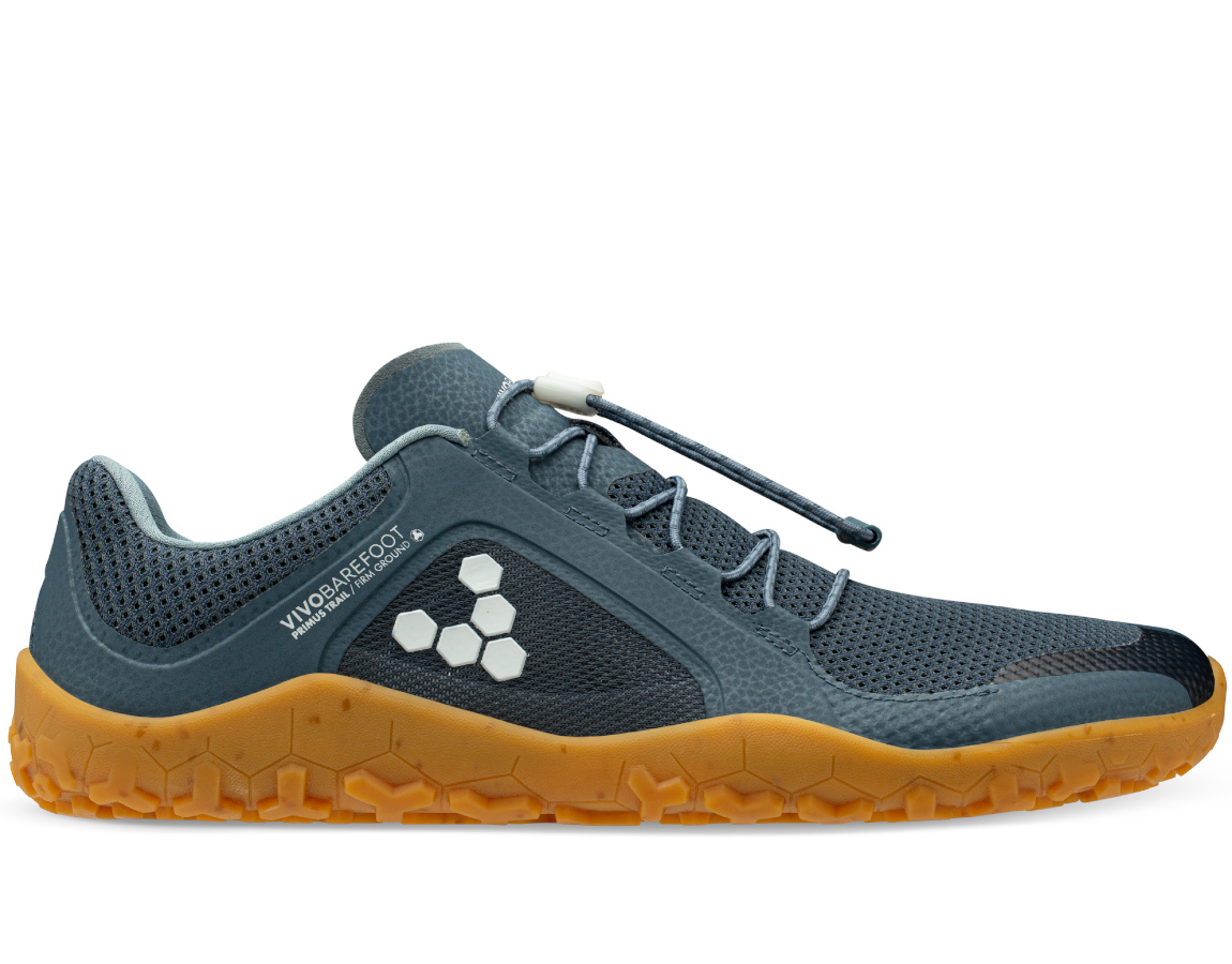 Vivobarefoot PRIMUS TRAIL FG MENS DEEP SEA BLUE ()
