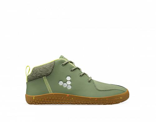 Vivobarefoot PRIMUS BOOTIE ALL WEATHER JNR SEAWEED
