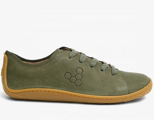 Vivobarefoot ADDIS MENS BOTANICAL GREEN