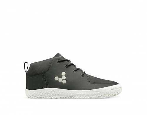Vivobarefoot PRIMUS BOOTIE II ALL WEATHER JUNIORS CHARCOAL
