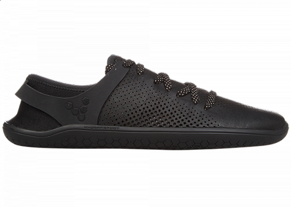 Vivobarefoot  WING LUX L Leather Black