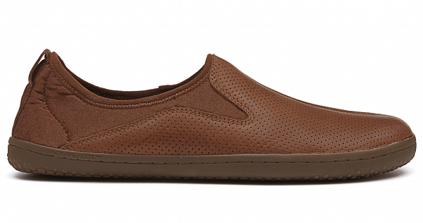 Vivobarefoot SLYDE M Leather Tobacco