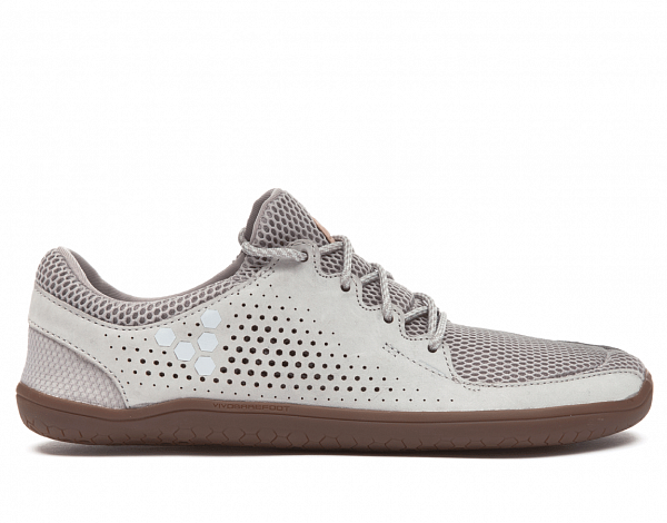 Vivobarefoot PRIMUS TRIO M Leather Grey