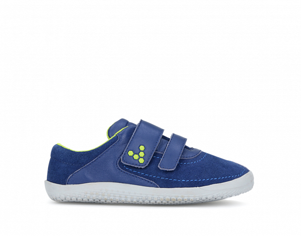 Vivobarefoot  RENO K Leather Navy