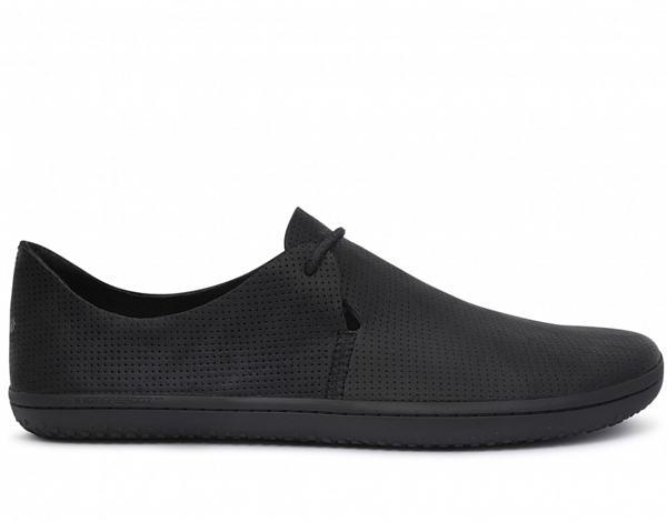 Vivobarefoot RIF L Leather Black/Hide
