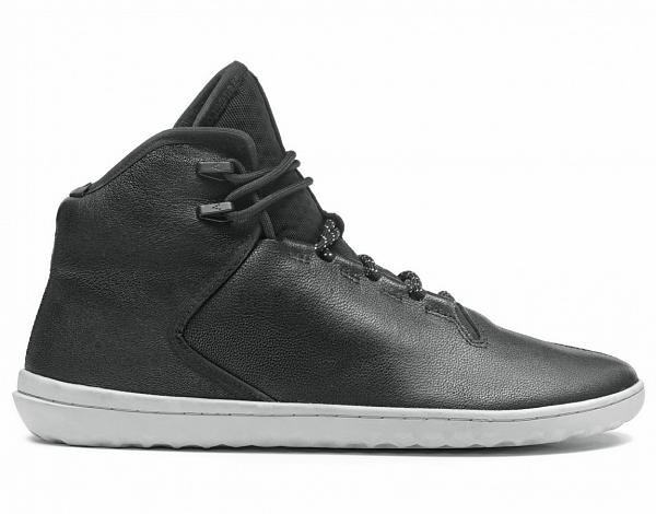 Vivobarefoot BOROUGH M Leather Black