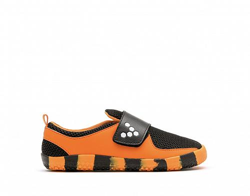 Vivobarefoot PRIMUS KIDS K Tiger Orange/Black