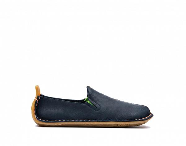 Vivobarefoot ABABA K Navy Leather